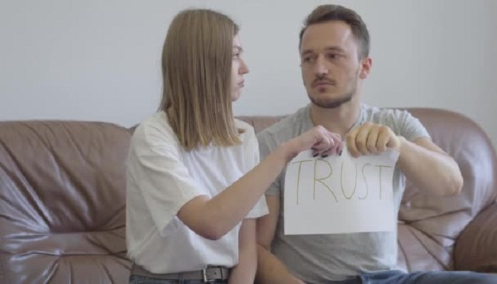 How to solve trust issues in Relationship