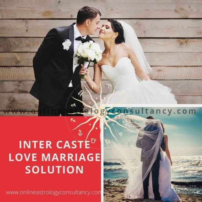 Inter Caste Love Marriage Solution