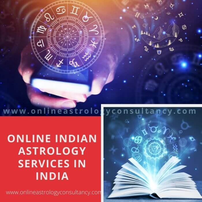 Online Indian astrology services in India