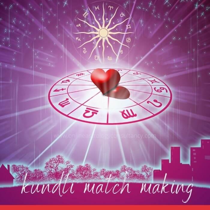 Indian astrology kundli match making